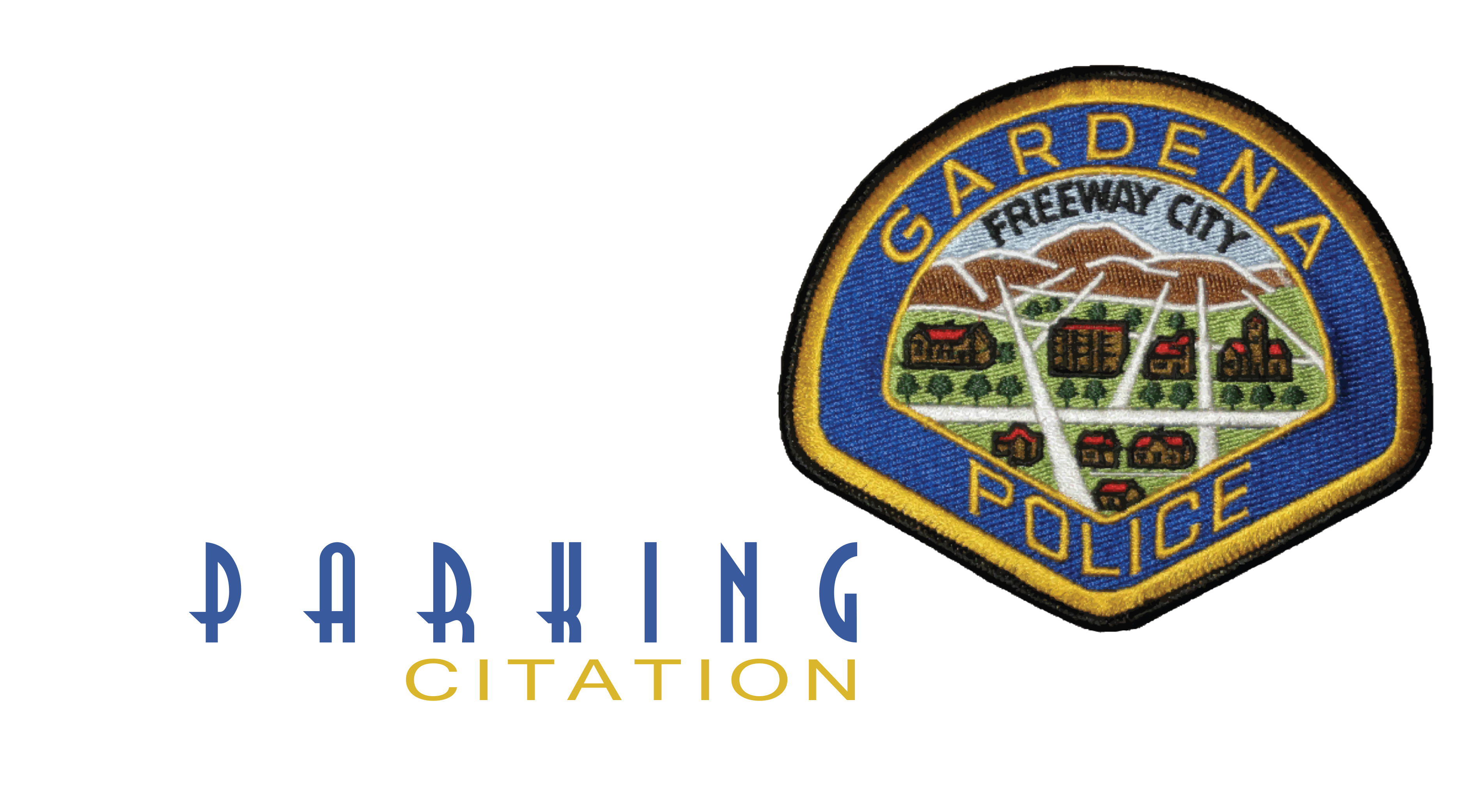 parking citation online